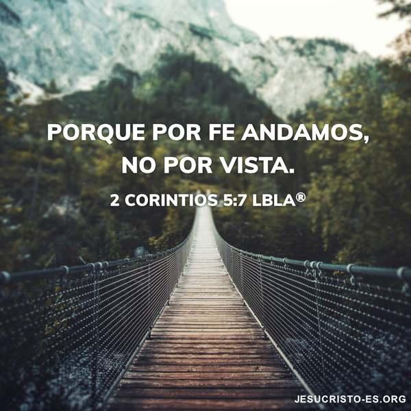 Versiculos De La Biblia De Fe: Versículos Bíblicos 2-Corintios-5-7