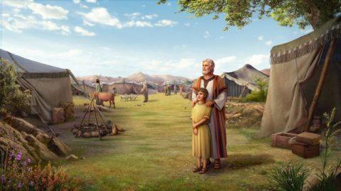 Dios ordena a Abraham que ofrezca a Isaac