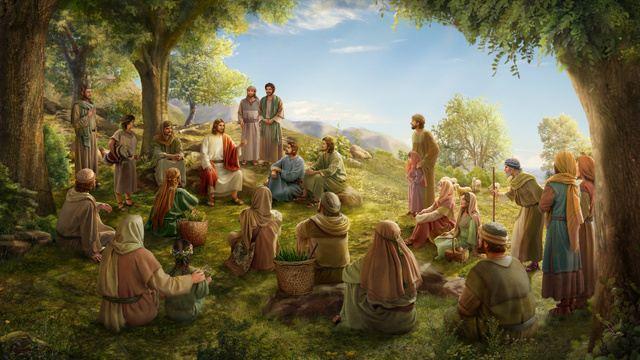 El Hijo del Hombre es el Señor aún en el día de reposo