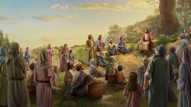 El sermón del monte, las parábolas del Señor Jesús, los mandamientos