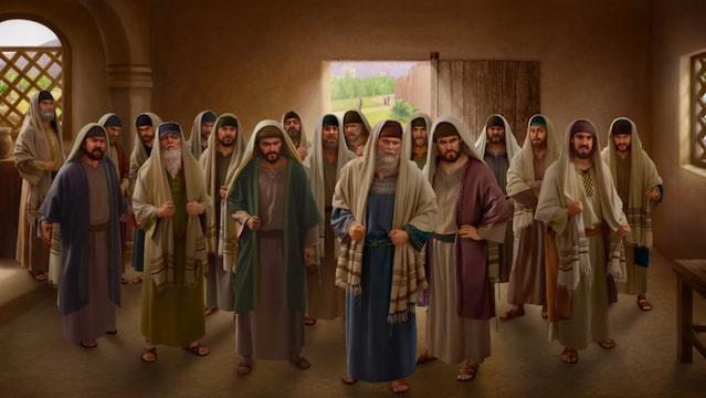 Versiculos de la Biblia sobre la esencia de los fariseos