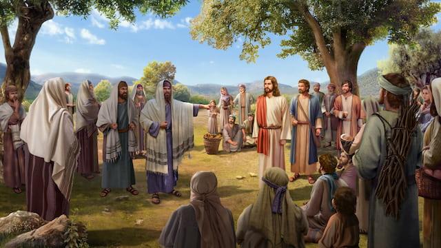 ¿El Hombre Puede Entrar En El Reino De Los Cielos Por Trabajar Para El Señor?
