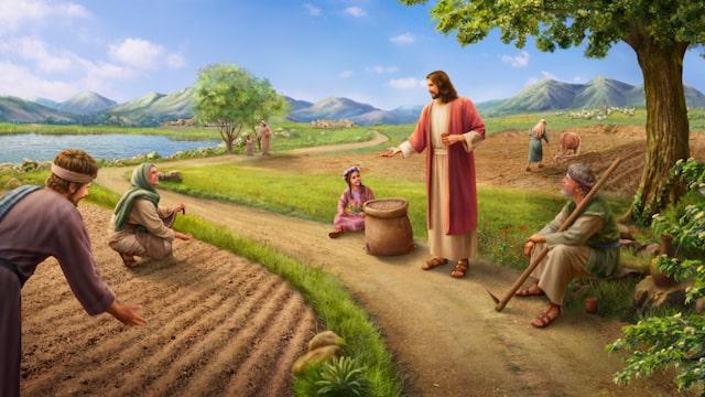 ¿Por qué hablaba Jesucristo en parábolas cuando obraba?