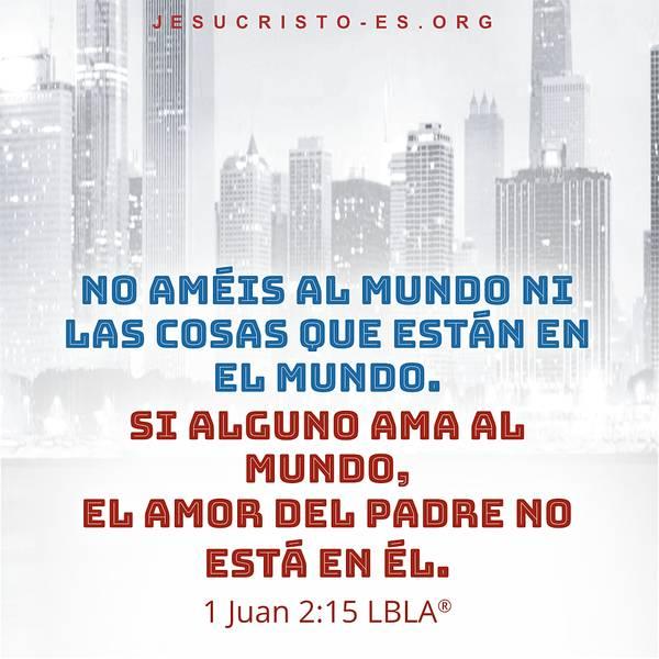 Versículos Bíblicos 1 Juan 2 15