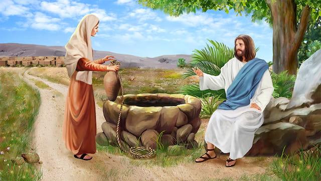 Devocional Biblico: la mujer inteligente samaritana