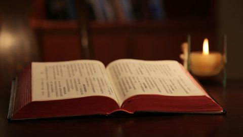 abrir la biblia