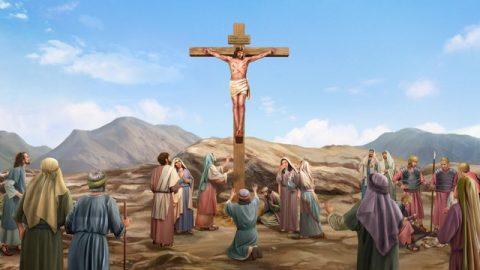 A Jesús Crucificado