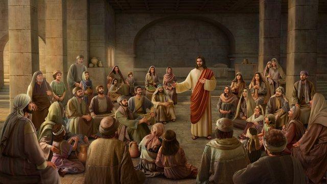 ¿Cómo obtener la vida eterna?