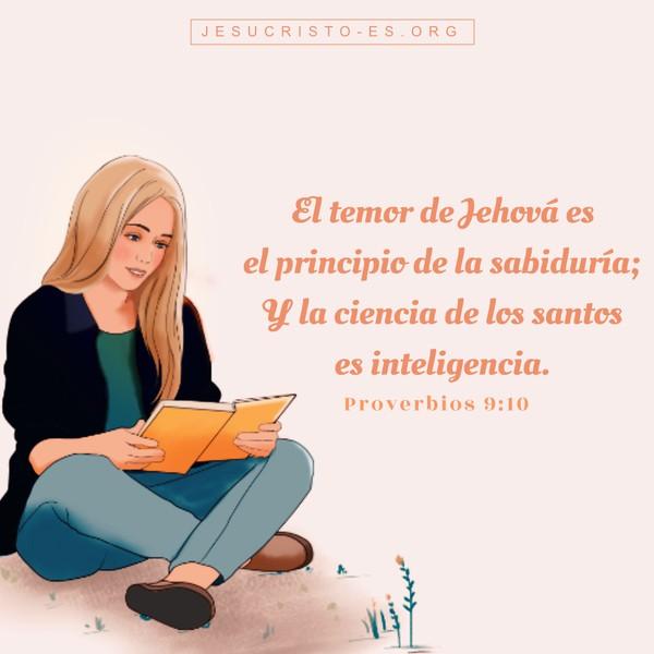 Versículos Bíblicos – Proverbios 9:10