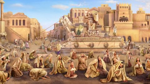 El marcado contraste entre la reacción de Nínive y de Sodoma a la advertencia de Dios