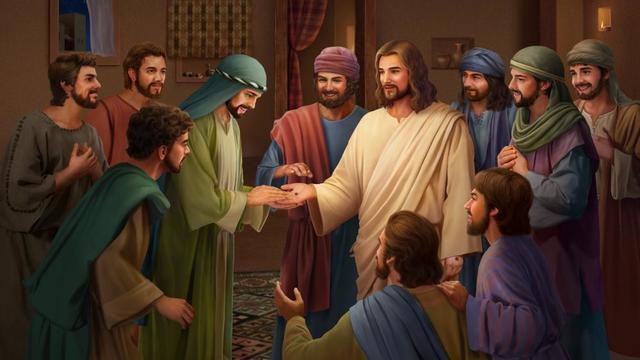 Versículos bíblicos para la celebración de la Pascua