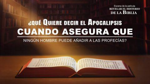 Apocalipsis de la Biblia,Biblia abierta