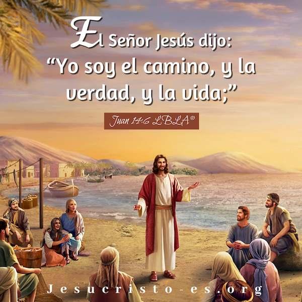 Versículos de la Biblia – Juan 14:6