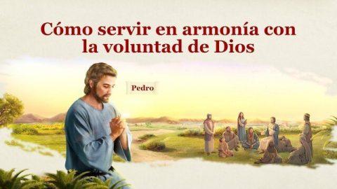 la voluntad de Dios,Apóstol Pedro