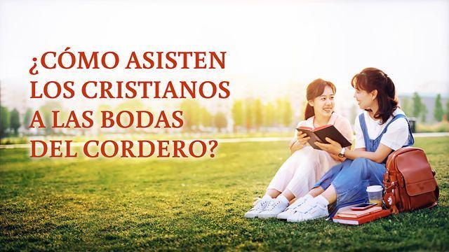 ¿Cómo asisten los cristianos a las bodas del Cordero?