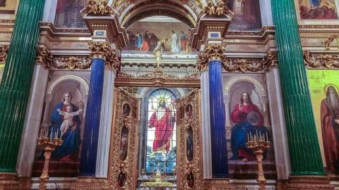 Encontré causas de la crisis de la iglesia católica