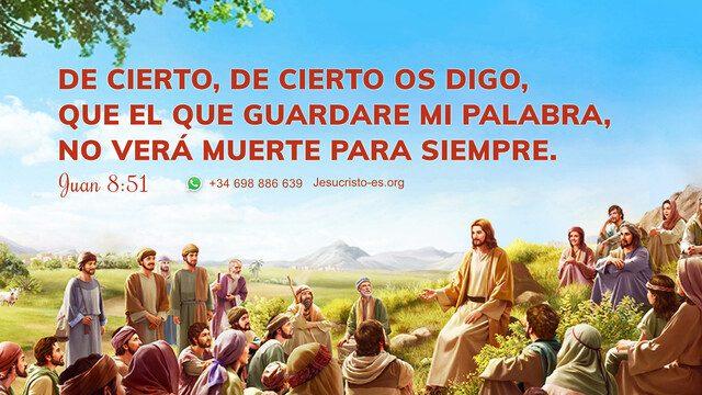 Cristo predicando,Versículos sobre la vida eterna