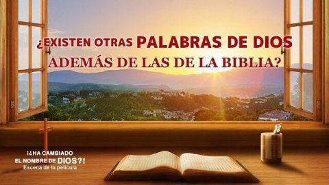 Libro abierto de la biblia