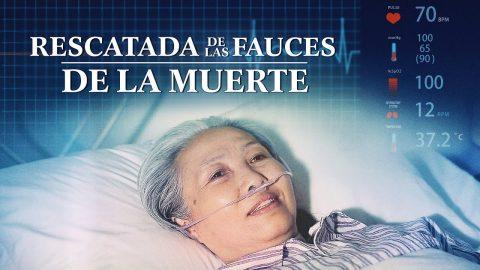 """Película cristiana en español   """"Rescatada de las fauces de la muerte"""" Una real historia cristiana"""